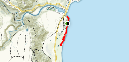Lydgate State Park Map