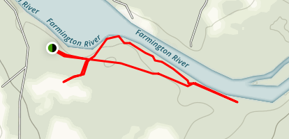 Farmington River Park Trail Map