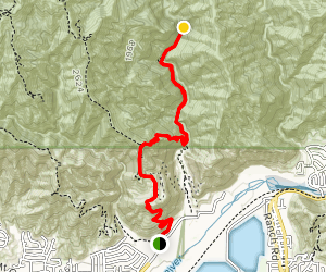 Azusa Canyon Fire Map.Fish Canyon Falls Trail Closed California Alltrails