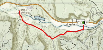 Grafton Trail Map