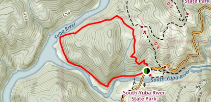 Point Defiance Trail Map
