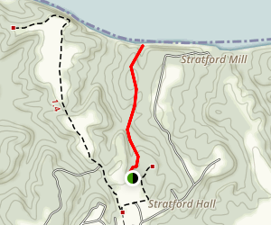 Little Meadow Trail Map