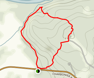 St. Stanislaus Trail Map