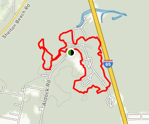 Cemetery Trail Map