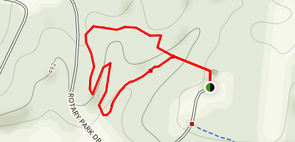 Rotary Park Loop Trail Map