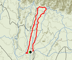 Prime Cut Joe's Cutoff Trail Map