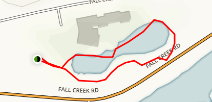 Boy Scout Fit Trail Map