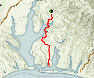 Drakes Head Trail Map