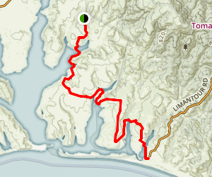 Estero Trail Map