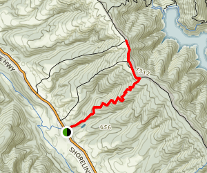 Randall Trail Map