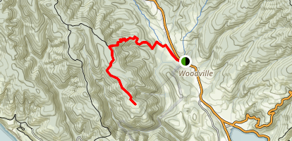 Pablo Point Trail Map