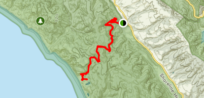 Wildcat Camp Trail Map