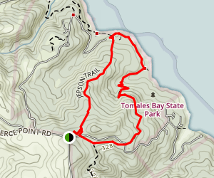 Johnstone Trail Map