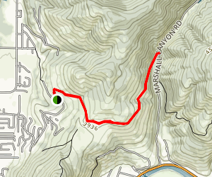 Saddle Trail Map