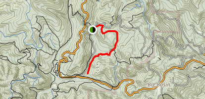 Shadowbrook Trail Map