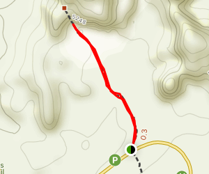 Double Arch Trail Map