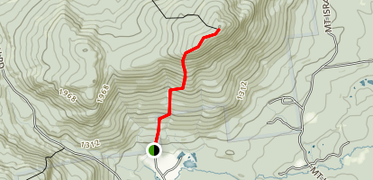 Mount Israel Trail Map