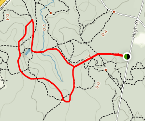 Freetown Trail Map