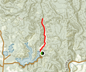 Enchanted Valley Trail Map