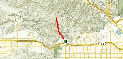 Devil Canyon Trail Map