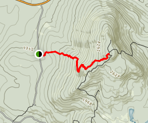 Cross Rivendell Trail Map