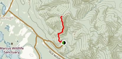Mount Roberts Trail Map