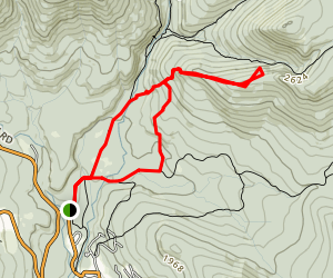 Kettles Path Trail Map