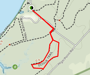 Dogue Trail Map