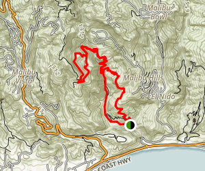 Sostomo and Deer Valley Loop Trail Map