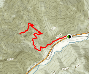 Wind Cave Trail Map