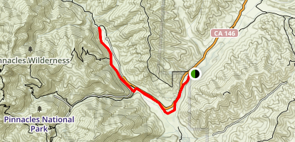 Bench Trail Map