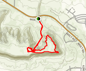 Phipps Park Trail Map