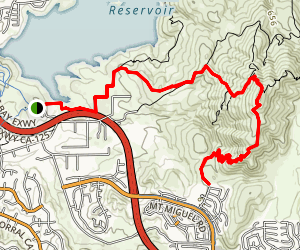 Mother Miguel Trail Map