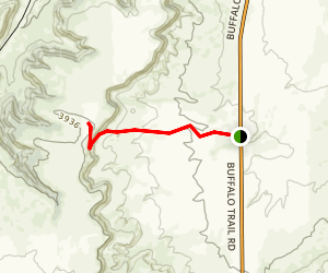 John Dunn Trail Map