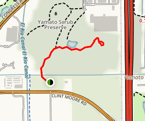 Cicada Nature Trail Map