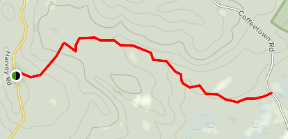 Great Brook Trail Map