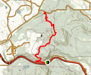 Grand Ridge Park Trail Map