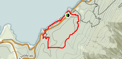 Quinault Loop Trail Map