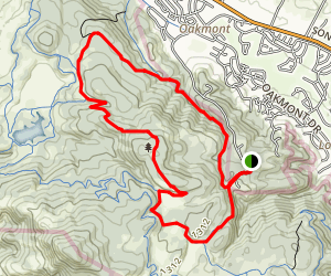 South Burma Trail Map