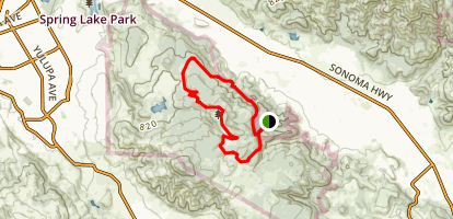 South Burma Trail [CLOSED] Map