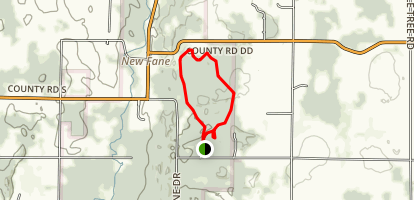 New Fane Trail  Map