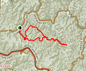 Rough Trail Map