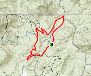 Spur Cross Trail Map