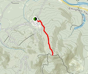 High Watch Trail Map