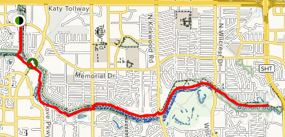 The Anthills Trail Map
