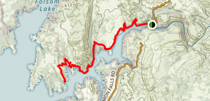 Darrington Trail  Map