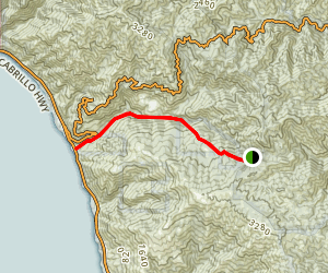 Mill Creek Trail Map