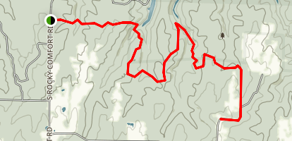 River to River Trail Map
