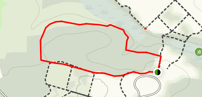Monmouth Battlefield Trail Map