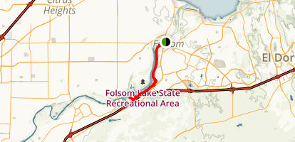 Folsom Trail Map